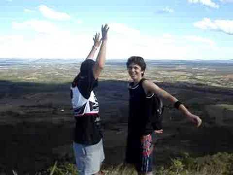 Bruttss, Aventura na Serra!!! Santa Tereza de Goias 2008!!!