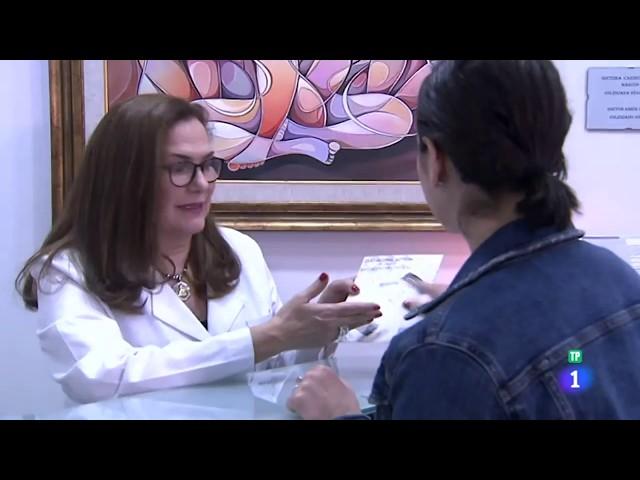 Clínica Dray en Flash Moda (RTVE) 22/09/2018 Tratamientos de cuerpo