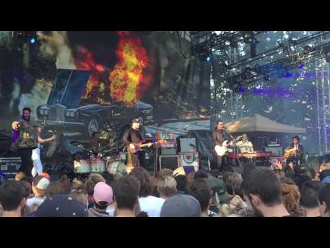 Portugal. The Man - Feel It Still (clip) - Edgefield, Portland June 2016 (видео)
