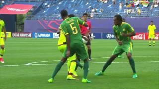 Watch highlights of the match between Venezuela and Vanuatu from the FIFA U-20 World Cup in Korea Republic.