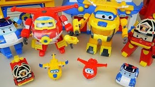 Video Robocar Poli and Super Wings transformers airplane and car toys rescue marine pack MP3, 3GP, MP4, WEBM, AVI, FLV Desember 2017