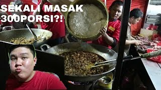 Download Video SEKALI MASAK 300PORSI NASI GORENG?! MP3 3GP MP4
