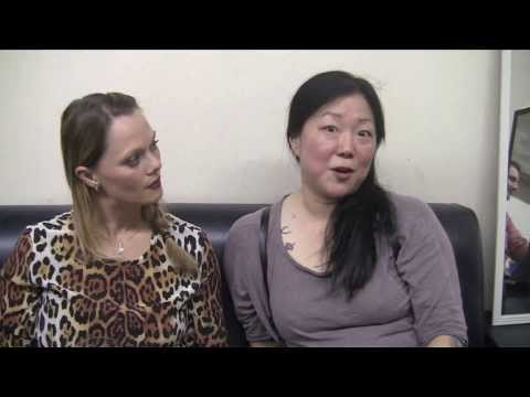 Margaret Cho's MOTHER Tour update from Sacramento (with Kate Levering)