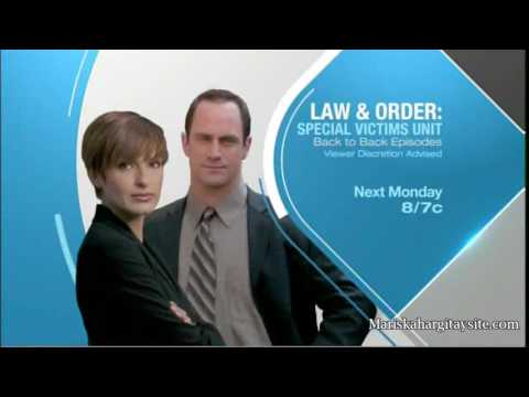 Law & Order SVU -  MyNewtwork TV