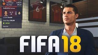 Video SIGNING RONALDO & MESSI IN FIFA 18 CAREER MODE! MP3, 3GP, MP4, WEBM, AVI, FLV Desember 2017