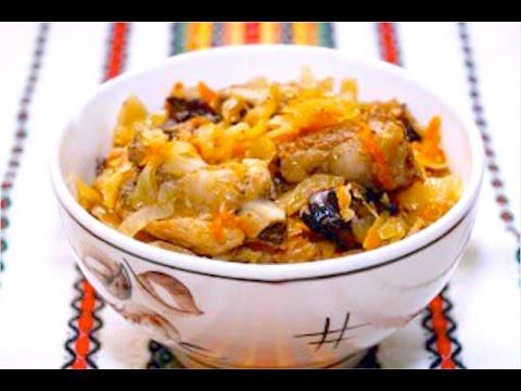 Бигус с квашеной капустой рецепт пошагово