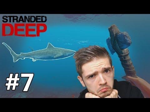 BOJ SE ŽRALOKEM! - Stranded Deep #7