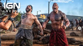 Nonton Roman Reigns Joins The Rock in Fast and Furious Spinoff - IGN News Film Subtitle Indonesia Streaming Movie Download