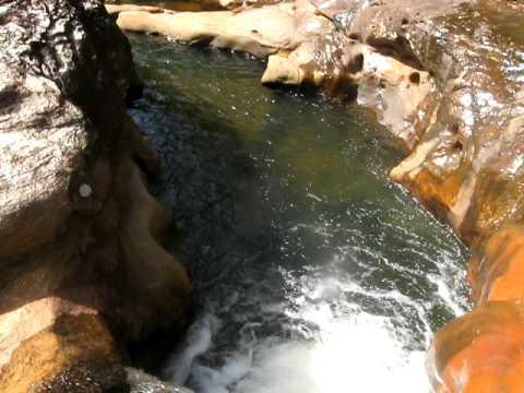 Cachoeira do Lúcio - Itambé do Mato Dentro