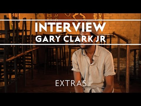 Gary Clark Jr - First Time on Stage [Interview]