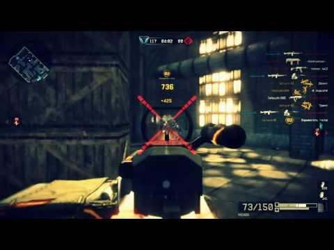 Warface Коронный M240B Frag Movie [Oldman]