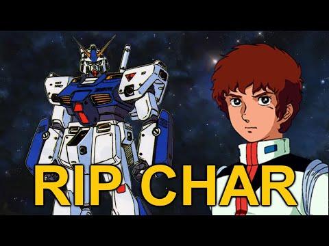 What if Amuro Got the Alex Gundam During the OYW (part1)