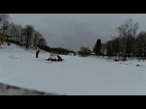 200 крузак ушел под лёд