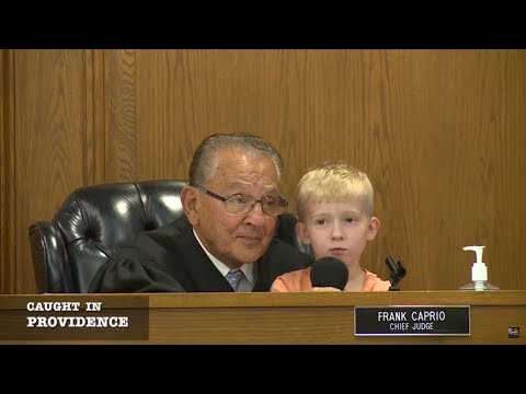 Video Caught in Providence: Cute Kid Wins Over the Courtroom download in MP3, 3GP, MP4, WEBM, AVI, FLV January 2017