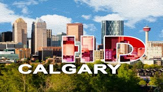 Calgary (AB) Canada  City pictures : CALGARY | ALBERTA , CANADA - A TRAVEL TOUR - HD 1080P