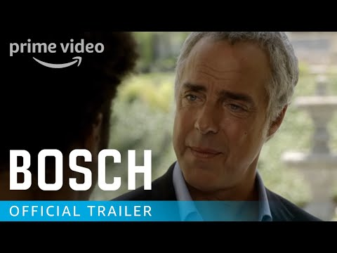Bosch Season 4 - Official Trailer | Prime Video