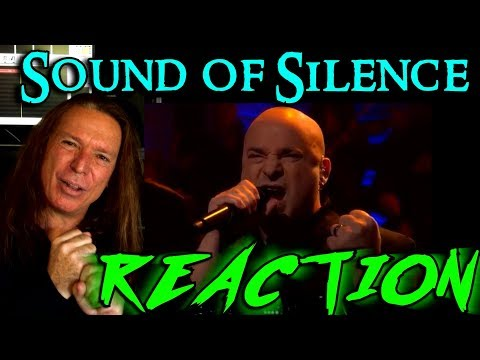 Vocal Coach Reacts To Disturbed - The Sound Of Silence - Ken Tamplin