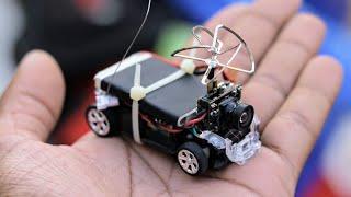 Amazing DIY ideas - Spy Car