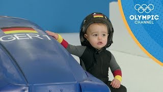 If Cute Babies Competed in the Winter Games | Olympic Channel