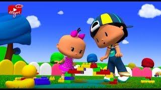 Pepee YENİ BÖLÜM - Pepe ve Bebe İcat Çıkarıyorlar - StemA - Eğitici Çizgi Film   Düşyeri