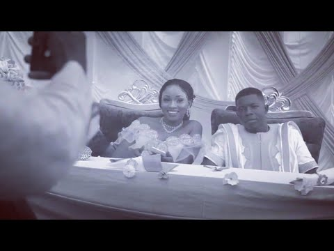 Oboy & Salimatou Finally Husband & Wife (KillyKilly) Dream Comes To Reality - CONGRATULATIONS