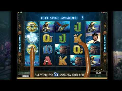 Slot Leagues of Fortune at UK Online Casino Betway