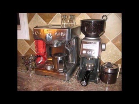 Breville Die Cast 800ESXL Espresso Machine Review