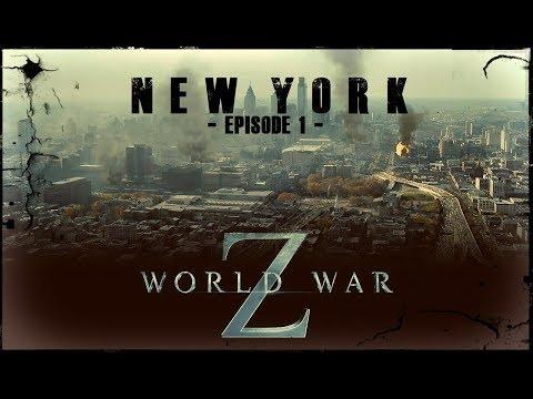 WORLD WAR Z - FILM  [ EPISODE 1]