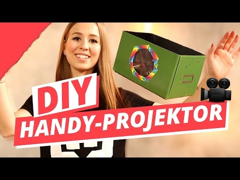 DIY Handy Projektor im TEST  | DIY or DI Don't w/Cali Kessy