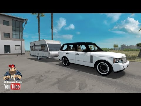 Caravan Trailer for Singleplayer v1.0