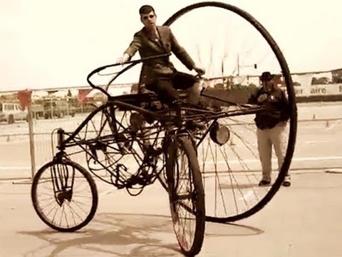 weird - LINKS *** Backwards Bike http://www.youtube.com/watch?v=70O8XZyycWk Backwards Tandem Bike http://www.youtube.com/watch?v=5unMlXg6WL4 Rowbike Tandem http:...