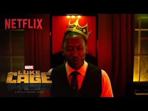 Luke Cage Season 1 Clip 'Be King'