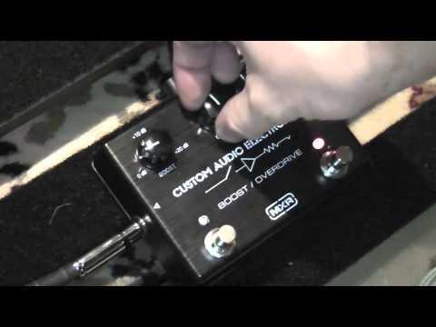 Toneshack CAE Boost/Overdrive Demo