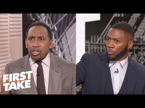 Stephen A. says Jon Gruden 'looks a bit silly' after Raiders' Week 1 loss | First Take | ESPN