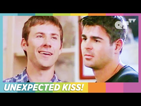 My Straight Crush Unexpectedly Kissed Me To Shut Me Up! | Gay Romance | The House of Adam
