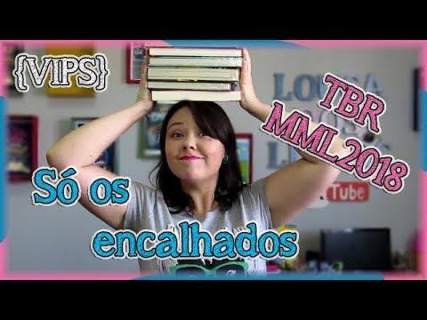 Mega Maratona Literária - TBR | {VIPS #3} Louca dos livros 2018