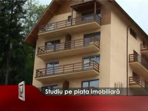 Studiu pe piaţa imobiliară