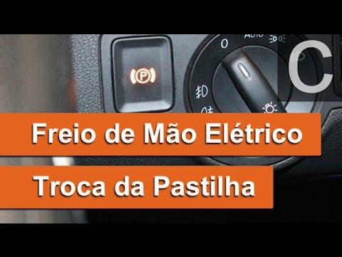 Dr CARRO Freio de Mão Elétrico - Troca das Pastilhas de Freio