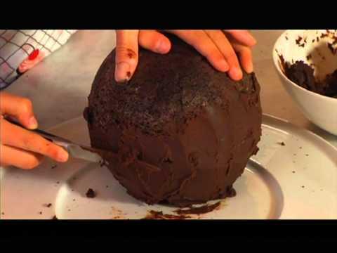 Le torte di Toni. La palla da calcio. Gambero Rosso Channel. Parte 1/2