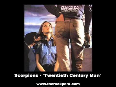Scorpions - Twentieth Century Man lyrics