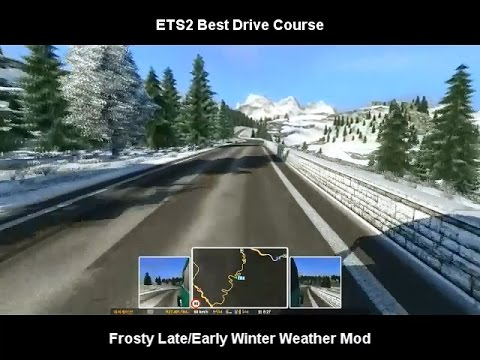 Frosty Late-Early Winter Weather v3.0