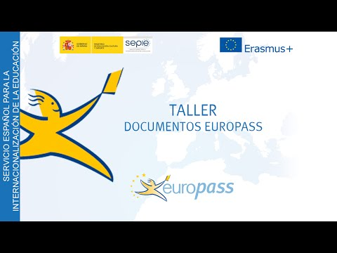 Taller de documentos EUROPASS