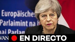 [EN DIRECTO] Decisiva votación sobre el Brexit en el Parlamento británico