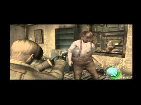 resident evil 4 playstation 2 youtube