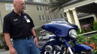 7. 2010 Harley-Davidson CVO Street Glide Motorcycle - Preview