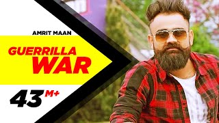Video Guerrilla War | Amrit Maan Ft DJ Goddess | Deep Jandu | Sukh Sanghera | Speed Records MP3, 3GP, MP4, WEBM, AVI, FLV April 2018