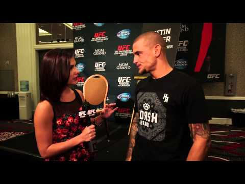 UFC 178%3A Media Day Highlights