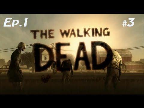 The Walking Dead - Episode1 - Végigjátszás - 3.rész - Új hely keresése