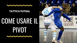 Video Tattica Futsal: come usare il Pivot MP3, 3GP, MP4, WEBM, AVI, FLV Januari 2018
