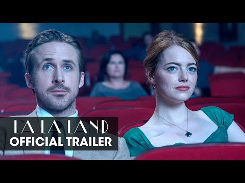 La La Land (2016 Movie) Official Trailer – 'dreamers'